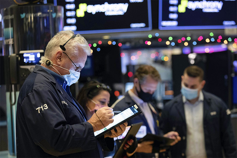 End of the US stock market rally