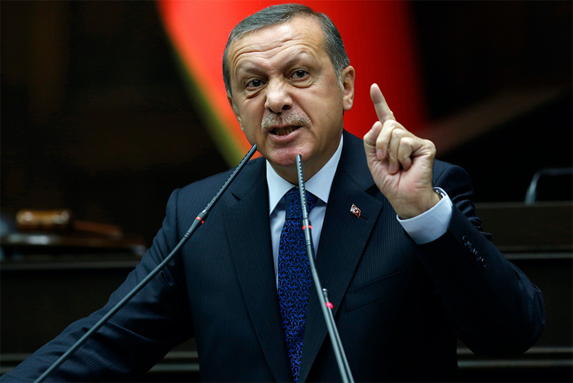 Erdoğan's poker games