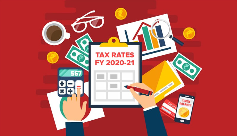 Tax rates are too high